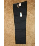 Dickies Boy's Double Knee Pants Relaxed Fit 20H w/ extra pocket 36x31 Navy - $14.80