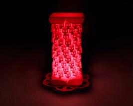 Skull Pillar - 3D Printed Accent Lamp - $34.00+