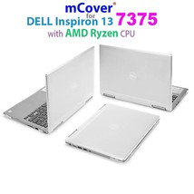"""mCover Hard Shell Case for 13.3"""" Dell Inspiron 13 7375 (with AMD Ryzen C... - $39.99"""