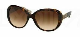 Coach Sunglasses HC8120 5262/13 Havana Frames Brown Lens 57MM - $89.09