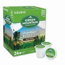 Green Mountain Sumatra Reserve Keurig K-Cups 24 Count