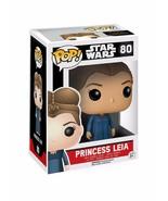 Princess Leia Star Wars Pop! Funko NIB Vinyl Figure new in box 80 SW - $14.84