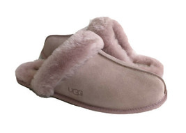 Ugg Scuffette Ii Pink Crystal Wool Shearling Lined Slipper Us 12 / Eu 43 / Uk 10 - $79.48