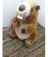 Mary Meyer Vintage Beaver Plush 1995 Stuffed Wildlife - $13.86