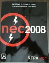 NEW 2008 NEC CODE BOOK, NFPA 70 - $41.90