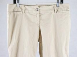Michael Kors Womens Beige Wellesley Ankle Fit Pants Size 10, Measures 34 x 29 - $19.79