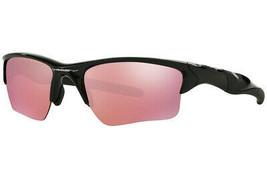 Oakley Medio Chaqueta 2.0 XL Pulido Negro W/ G30 Iridio OO9154-26 - $186.14