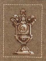 Set cross stitch Lanarte. 34652 Greek vase. Size 15/20 cm. - $7.00
