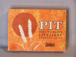 Vintage 1964 Parker Brothers PIT Family Card Game No. 660 ages 8+ - $8.98