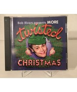 More Twisted Christmas by Bob Rivers Holiday CD Atlantic - $49.99