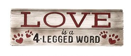 Love Pets Decorative Sign   12010806  SMC - $12.82