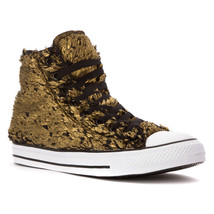Women's Converse Chuck Taylor All Star Sparkle Fur High Top, 549636F Mul... - $79.95