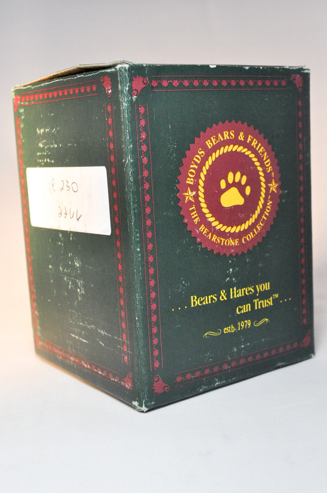 Boyds Bears: Angelica The Guardian - Style 2266 - First Edition 1E/230 - Trinket image 12