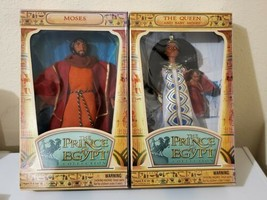 Barbie AA The Prince Of Egypt Moses + The Queen Messengers Of FAITH Doll... - $29.69