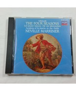Vivaldi The Four Seasons Loveday ASMF Marriner Argo CD 1985 Decca Simon ... - $44.99