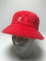 Men's Kangol Furgora Red Bucket Hat - $98.00