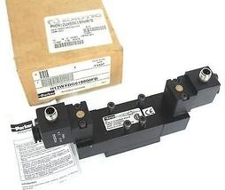 NIB PARKER H12WXBG619000FB AIR SOLENOID VALVE 24VDC: 2.3 W MAX 145 PSI