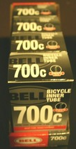 (4) New - Bell Bicycle Inner Tube standard Valve 700cx25-32mm FREE SHIPPING - $23.76