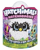 NEW  Hatchimals HatchiBabies Ponette Interactive Pet Will it be a Boy or... - $45.00