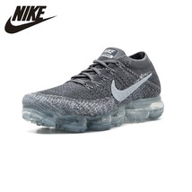 NIKE AIR Vapor Max Flyknit Men's Running Shoes Outdoor Sneakers US12\849558-002  - $229.00