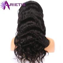 ARIETIS Hair Body Wave Lace Front Human Hair Wigs for Black Women 10 inch 150% D image 3
