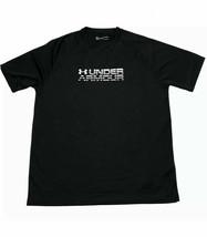 Under Armour Mens UA HeatGear Loose Fit Velocity Shirt Black 3XL 1327967... - $20.62