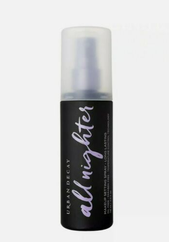 NIB ~ URBAN DECAY All Nighter Long-Lasting Makeup Setting Spray / Full Sz 4 oz