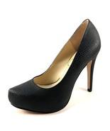 Jessica Simpson Parisah Black Snake High Heel Platform Pumps - $85.00