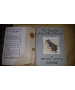 The Tale Of Johnny Town Mouse 1918 First Edition Beatrix Potter - $9,699.99
