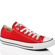 Converse Chuck Taylor All Star Core Ox Red M9696 Mens 3.5 - $47.51