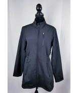 Fila Women's  Get Bonded Jacket Black Long Sleeves Sz Large NWT  - $47.48