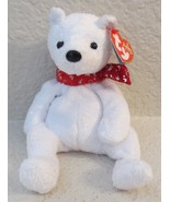 Ty Beanie Baby 2000 Holiday Teddy 6th Generation Hang Tag 2000 Ages 3+ - $5.34