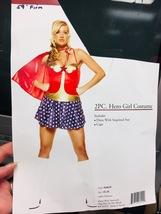 Hero Girl Costumes  Plus - $59.00