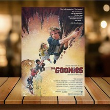 Metal Vintage The Goonies  80s Movie Bar Pub Shed Garage Man Cave SIGN  - $5.69