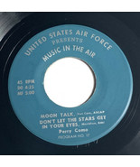 """United States Air Force Presents Music In The Air 45 rpm 7"""" Record Perry... - $14.65"""