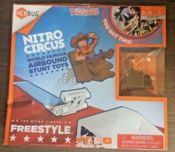 Hexbug Nitro Circus Freestyle Ramp- Brand New - $9.80