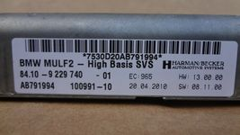 BMW MULF2 Bluetooth Control Module Harman/Becker 84.10-9 229 740 image 3