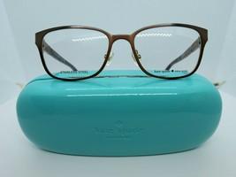 Kate Spade Ninette (JTV) Satin Brown  51 x 17 135 mm Eyeglass Frames - $66.78