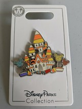 Candy Corn Castle Halloween 2020 Disney Pin Trading - $16.82