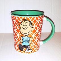 Peanuts Linus 15 oz Ceramic Coffee Mug-Charlie ... - $6.83