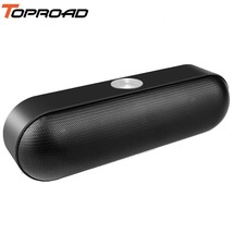 TOPROAD® Portable Wireless Bluetooth Speaker Altavoz Stereo Speakers Boo... - $23.39