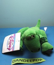 "The Disney Store And Parks Mini Bean Bag Plush Toy Story Rex Dinosaur 9"" - $12.86"