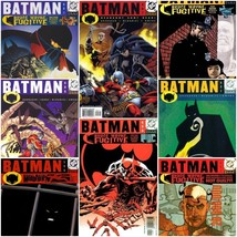 Batman Vol 1 (DC) 598-607 NM - $3.00