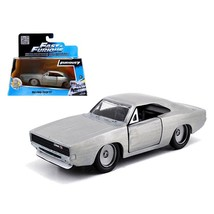 Dom's Dodge Charger R/T Bare Metal Fast and Furious 7 Movie - $20.22