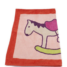 Hermes Art de Vivre beach mat Adada horse orange Auth - $674.13