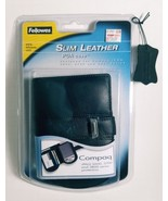 New PDA CASE SLIM FULL GRAIN LEATHER WALLET COMPAQ IPAQ SERIES 3600, 370... - $1.95