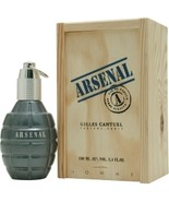 ARSENAL BLUE by Gilles Cantuel - $35.00