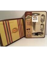 Fossil Wine Tool Kit In Aluminum Box - $27.15