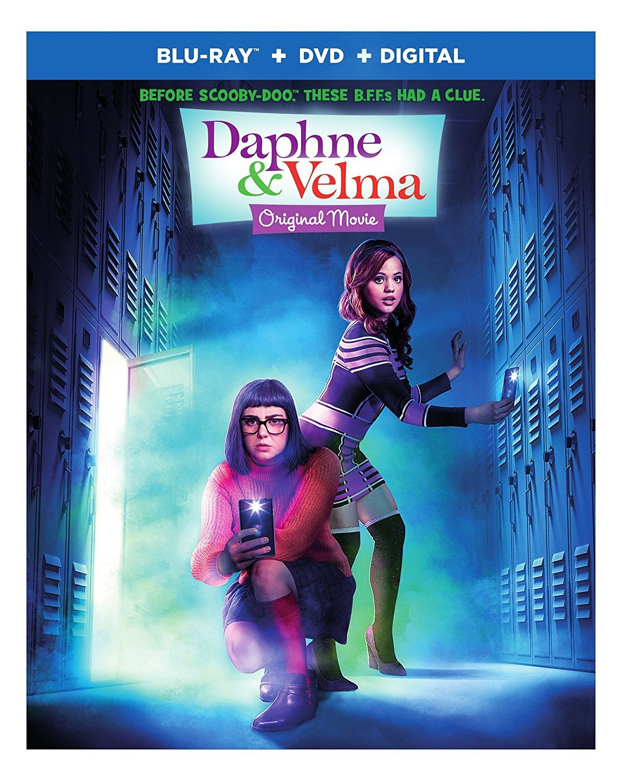 Daphne & Velma [Blu-ray+DVD+Digital, 2018]