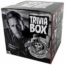 Cardinal Games, Trivia Box, Sons of Anarchy - $27.53